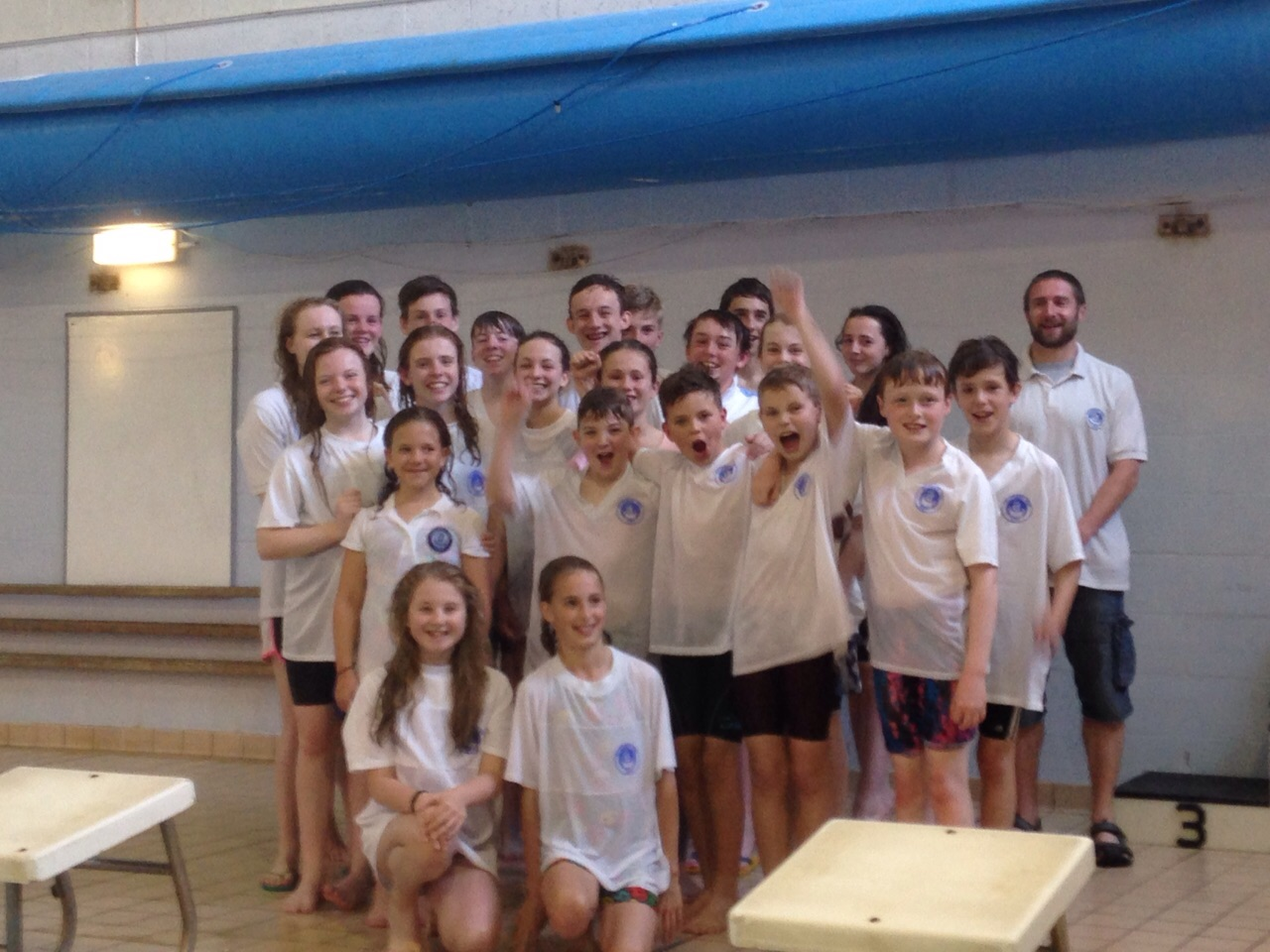 Amateur swimming clubs