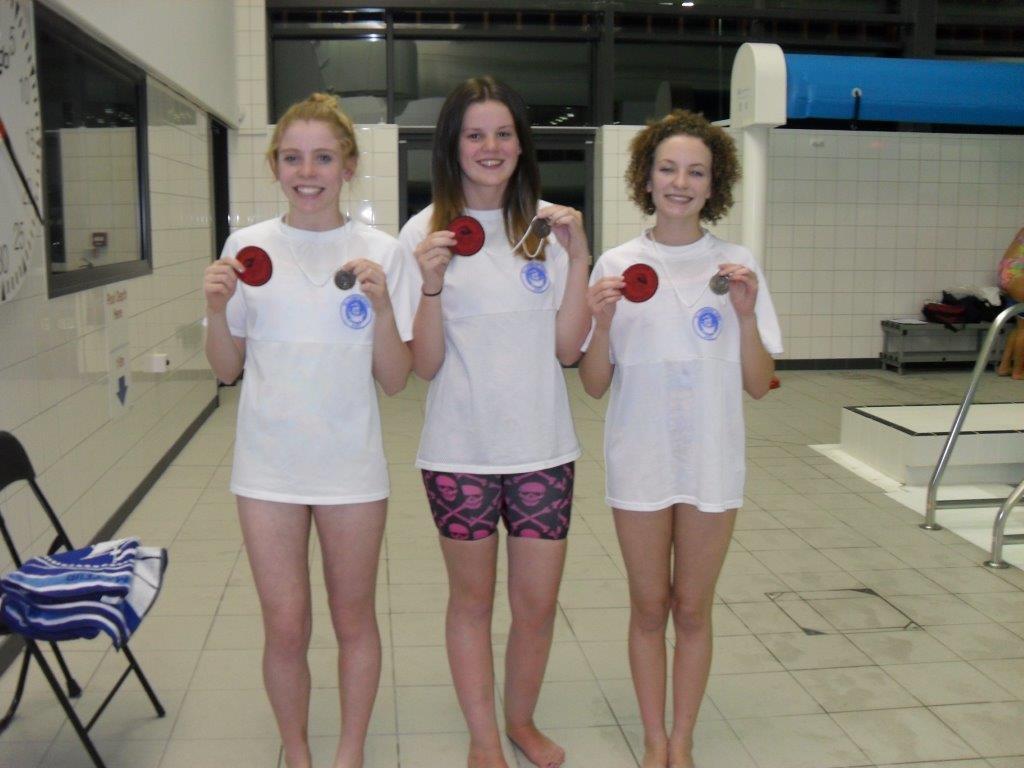 amateur club swimming